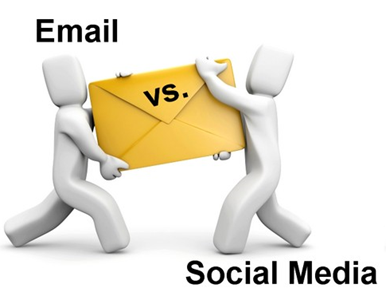 Letters vs. Email